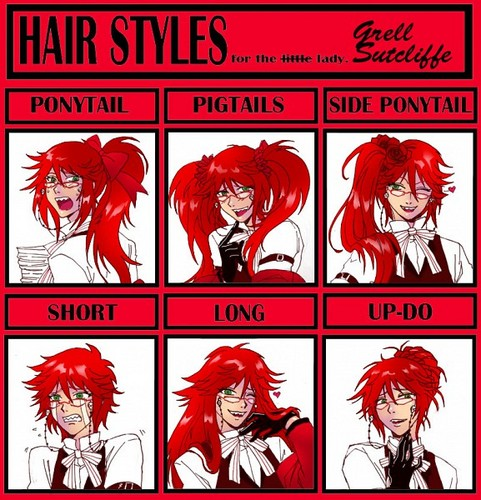 Hair Styles: Grelle Has Them