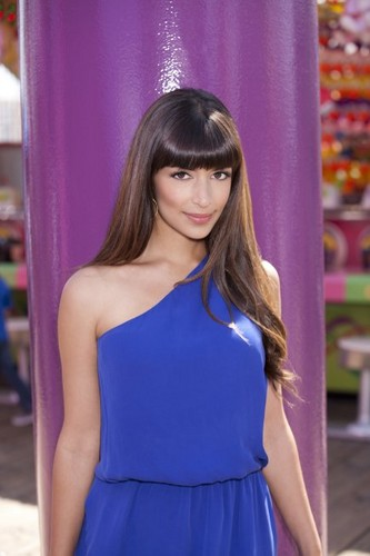 Hannah Simone {September 5th 2012}