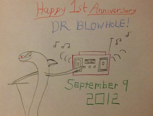 Penguins of madagascar images happy st anniversary dr blowhole