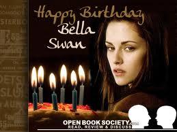 Happy B-day Bella schwan