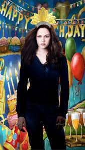Happy B-day Bella angsa, swan
