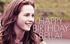 Happy Bday Bella