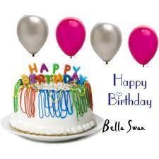 Happy Birthday Bella Swan - Swan White Photo (32171411 ...