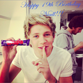 Happy Birthday Niall!!