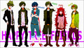 Happy Tree Friends Anime ~ - lumforever fan art