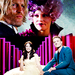 Haymitch, Effie, Katniss, Peeta