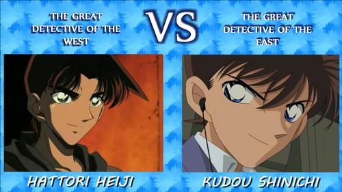 Heiji & Shinichi