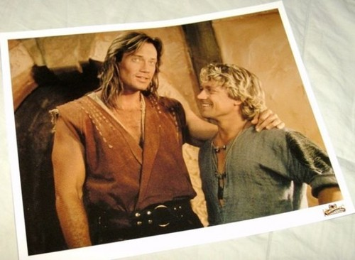 Hercules and Iolaus