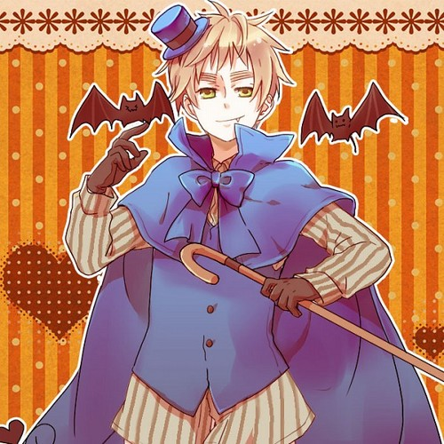 hetalia Vampire