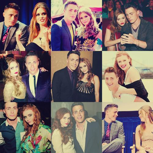 Holton = Любовь (Match Made In Heaven) They Belong Together =) 100% Real♥