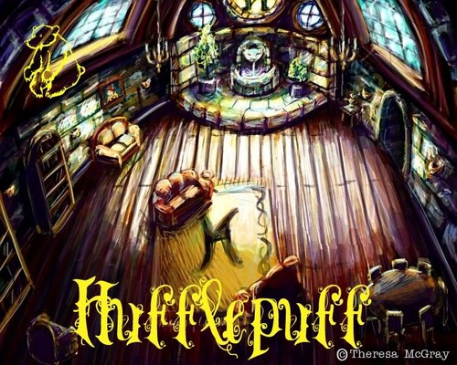 Hufflepuff wallpaper called Hufflepuff