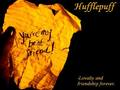 Hufflepuff - hufflepuff photo