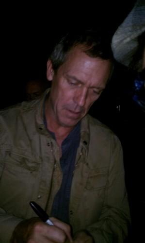 Hugh Laurie 08.09.2012
