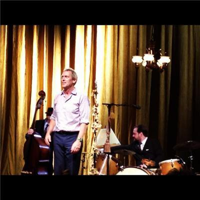 Hugh Laurie- konser The Paramount Huntington 11.09.2012