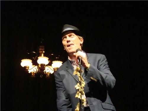 Hugh Laurie- concert The Paramount Huntington 11.09.2012