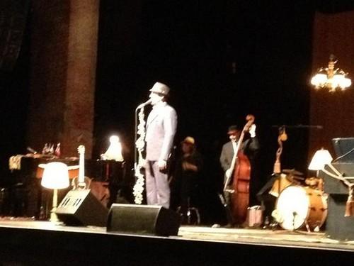Hugh Laurie- концерт The Paramount Huntington, NY, US 11.09.2012