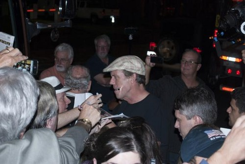 Hugh Laurie in Boston 05.09.2012