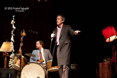 Hugh Laurie in Count Basie Theatre Red Bank-Nova Jersey 07.09.2012
