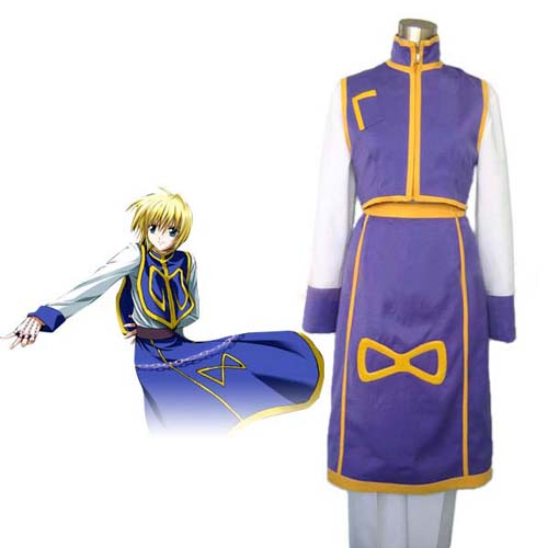 Hunter x Hunter wallpaper possibly containing a surcoat and a tabard called Hunter X Hunter Kurapika Cosplay Costume