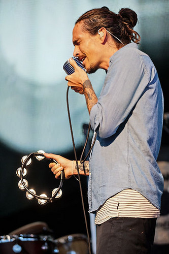 Incubus @ First Midwest Bank Amphitheater Tinley Park, IL (2012)