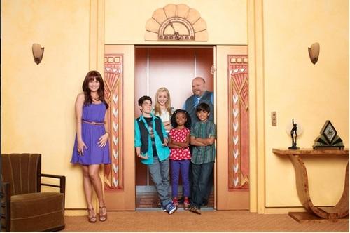 JESSIE cast's Season 2 promotional Shot
