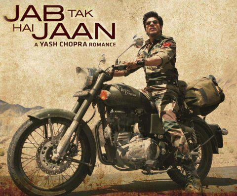 Shahrukh Khan wallpaper possibly containing a motorcycle cop titled Jab Tak Hai Jaan