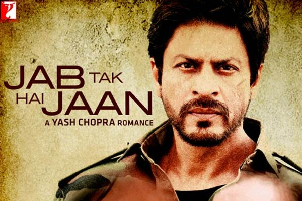 Jab Tak Hai Jaan - Shahrukh Khan Photo (32147396) - Fanpop fanclubs