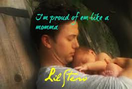 Jackson Rathbone and his son - twilight-series Photo