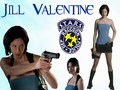 jill-valentine - Jill Valentine  wallpaper