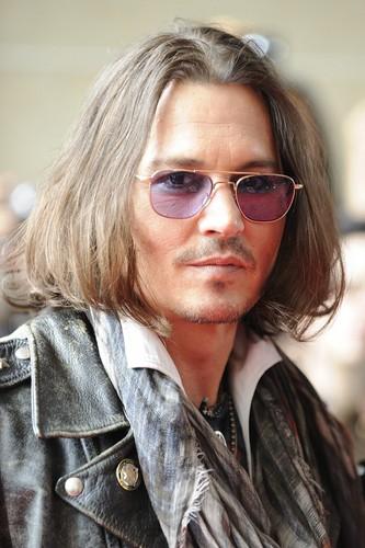 Johnny Depp wallpaper with sunglasses titled Johnny Depp