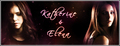 Katherine & Elena - katherine-pierce-and-elena-gilbert fan art