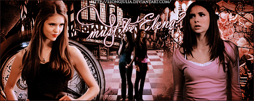 Katherine Pierce and Elena Gilbert wallpaper possibly containing a portrait titled Katherine & Elena