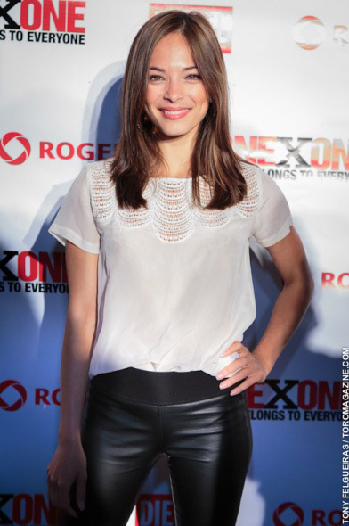 Kristin at OneXOne Event (September 2012)