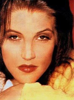 lisa marie presley wallpaper with a portrait titled LMP 1994