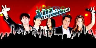 The Voice wallpaper probably with anime called La voz argentina