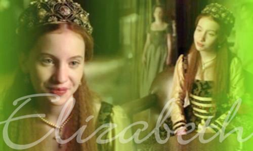 Lady Elizabeth Tudor