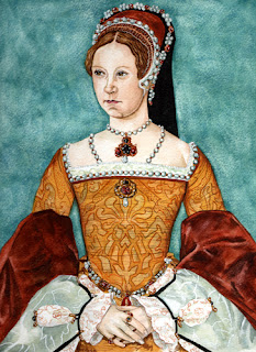 Tudor History wallpaper entitled Lady Mary