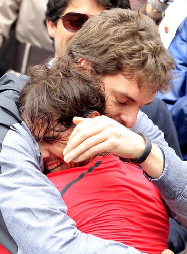 Last Winning hug