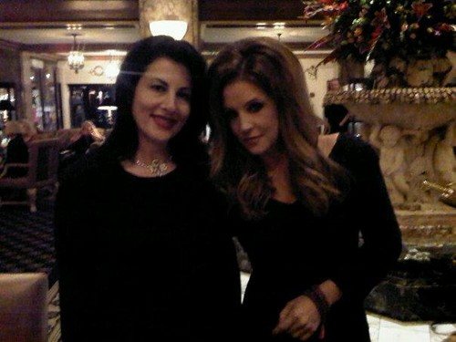 lisa marie presley wallpaper called Lisa 2012