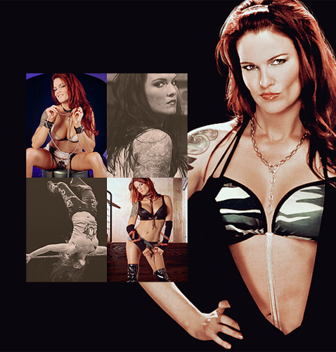 WWE Divas achtergrond with attractiveness, a lingerie, and a brassiere entitled Lita