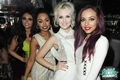 Little Mix celebrating at The Rose Club in लंडन - 4th September 2012.