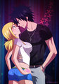 Lucy x Gray..!!