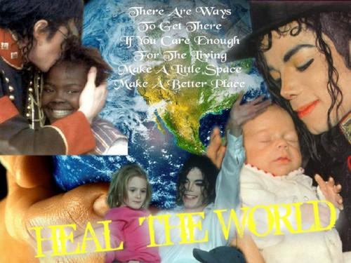 MJ Heal The World