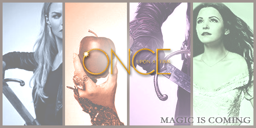 Magic is coming - Poster