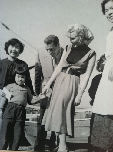 Marilyn in Nhật Bản