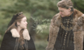Mary Tudor and Eustace Chapuys