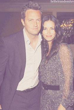 Matthew & Courteney