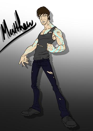 Matthew ref.