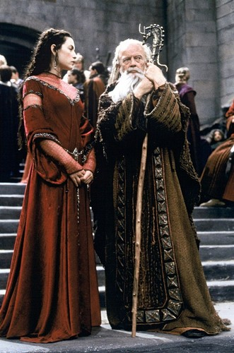 Merlin and Morgaine