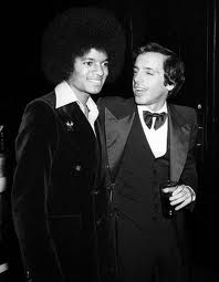 Michael And Studio 54 Owner, Steve Rubell